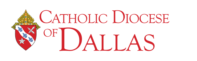 Logo-Catholic-Diocese-Dallas-RED