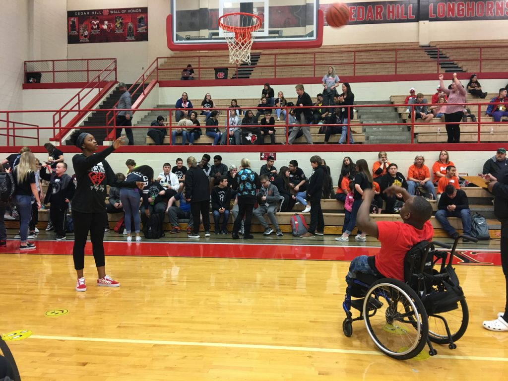 Special Olympics 2019 Cedar Hill HS - 43 of 110
