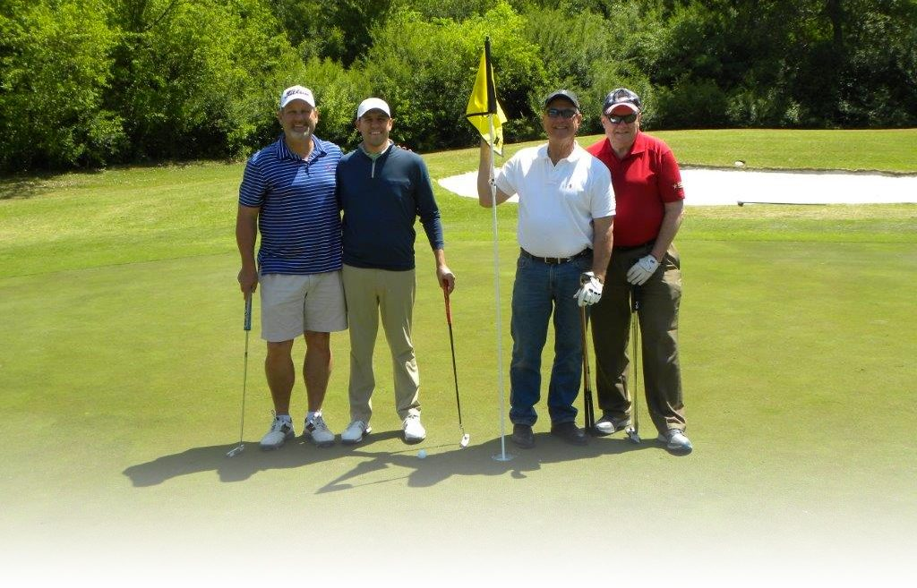 golf-tournament-foursome