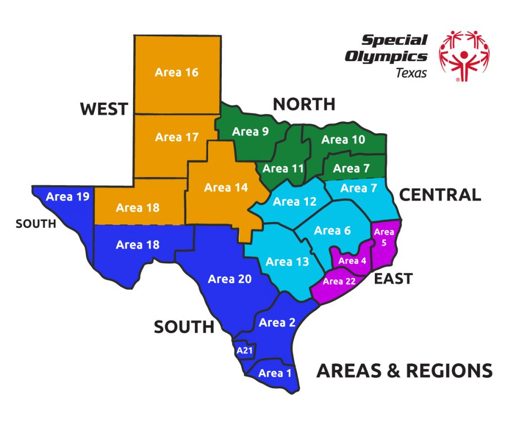 special-olympics-texas-map-areas-regions