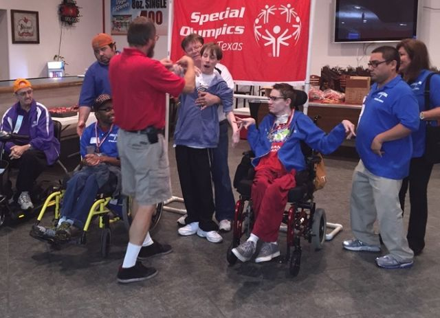 special olympics 2015 Events